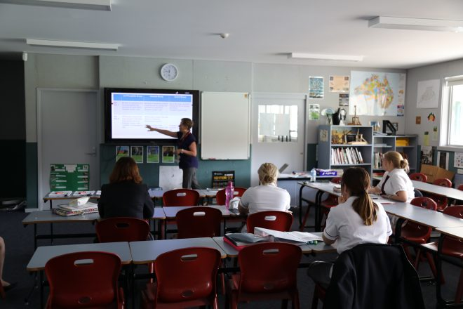 Year 11 Begin HSC Major Work Preparation